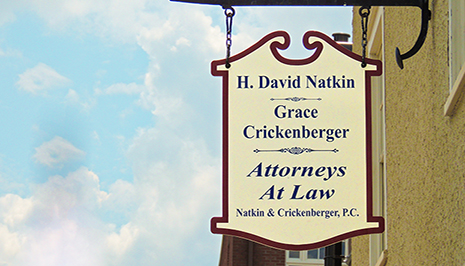 The H. David Natkin Law Office Team